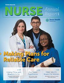 Nurse Annual Report