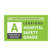 Straight A's for The Leapfrog Group's Hospital Safety Score
