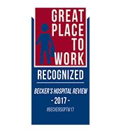 Becker's Healthcare Award
