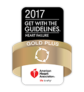 American Heart Association Get with the Guidelines Heart Failure Gold Plus