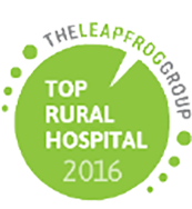 2016 Leapfrog Top Rural Hospital Award