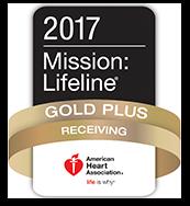 Mission: Lifeline® Gold Receiving Quality Achievement
