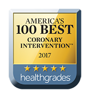 Healthgrades - America's 100 Best Hospitals for Coronary Intervention
