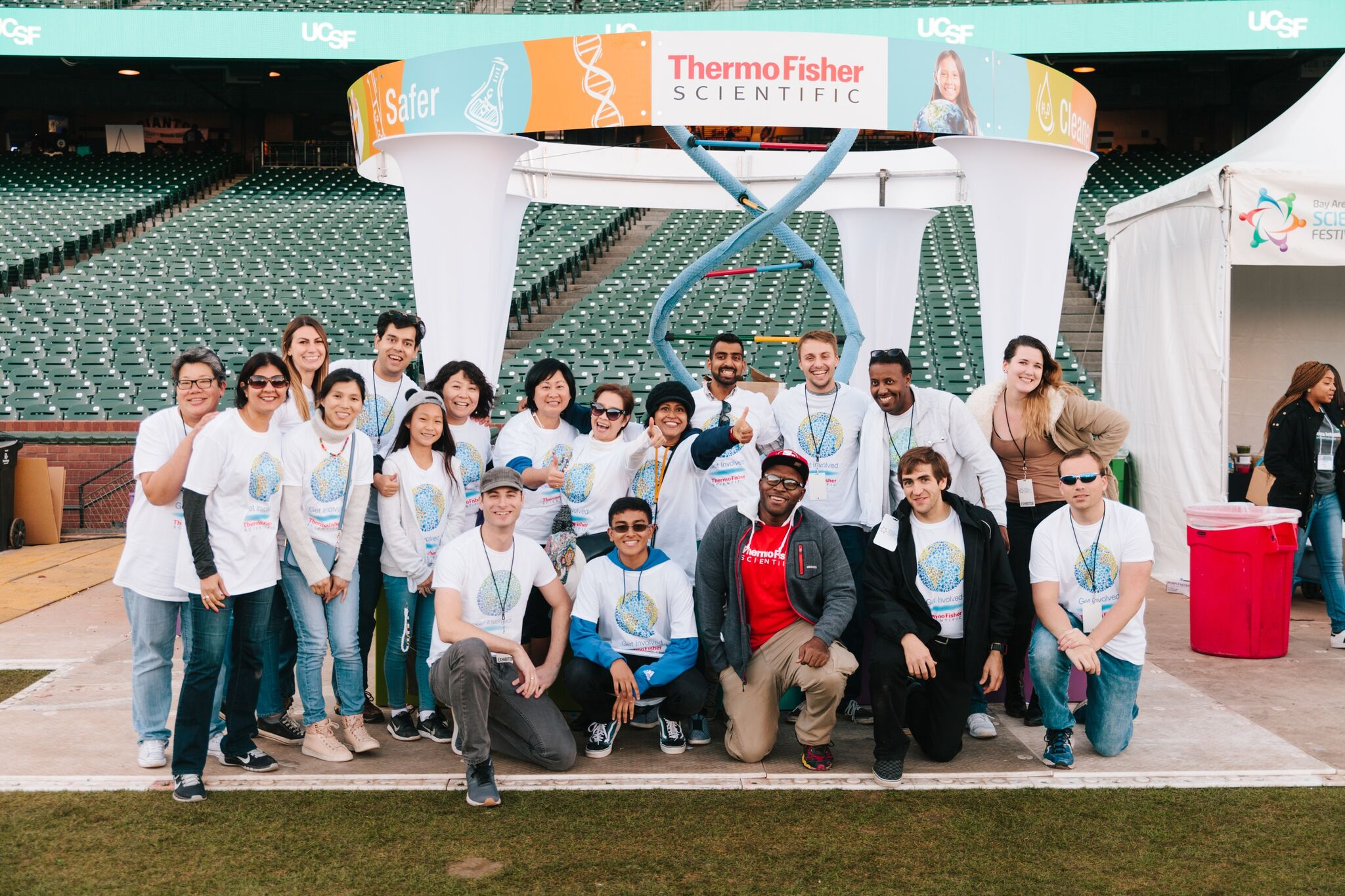 Bay Area CSR - Thermo Fisher