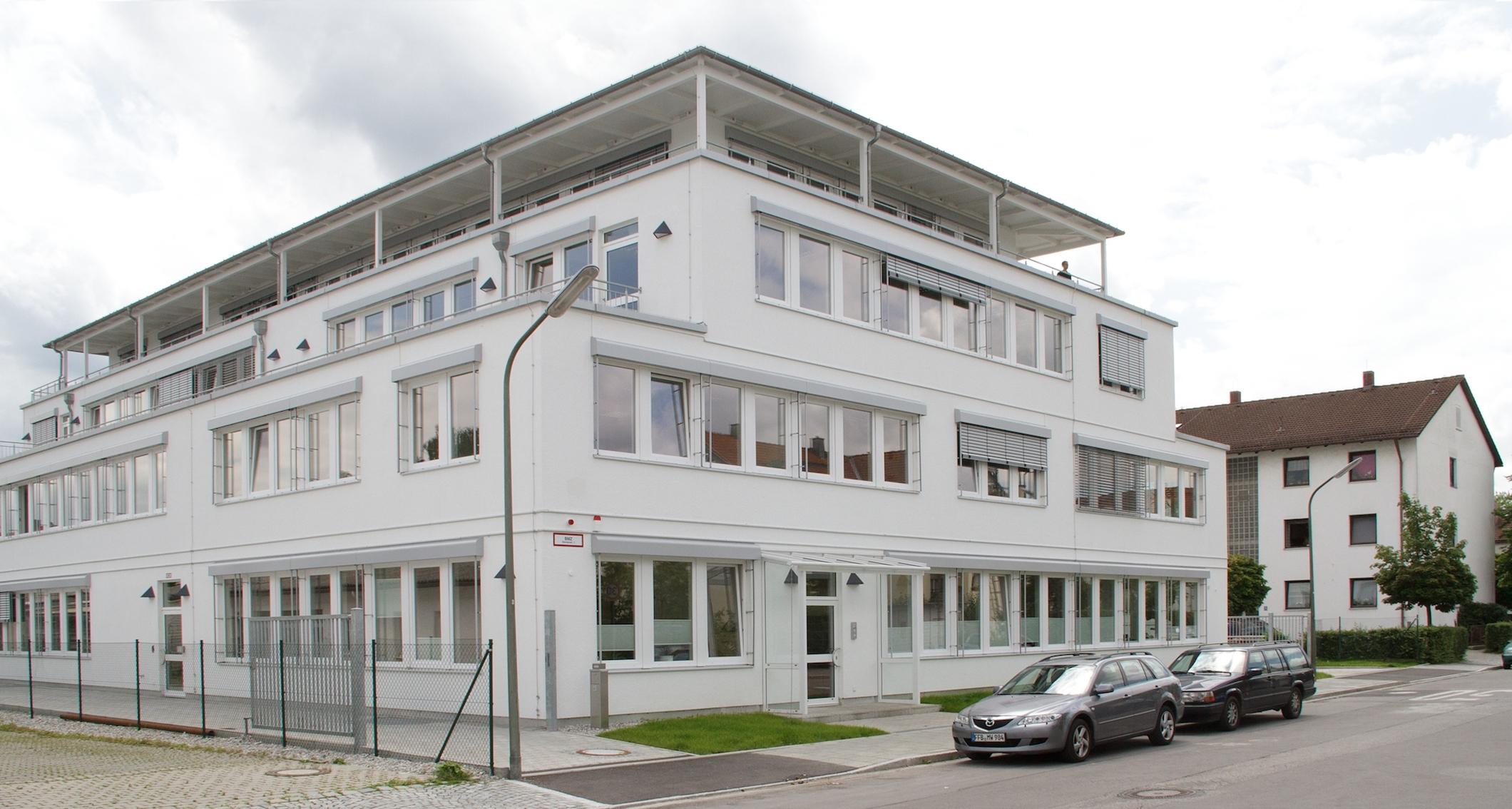 Germering Gebäude 2
