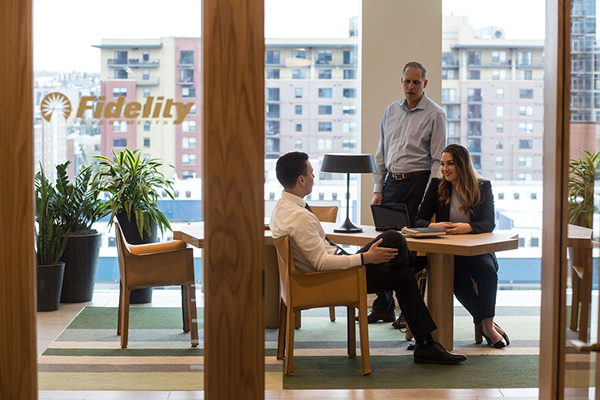 Locations | Fidelity Careers