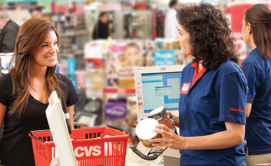 retail opportunities at cvs health