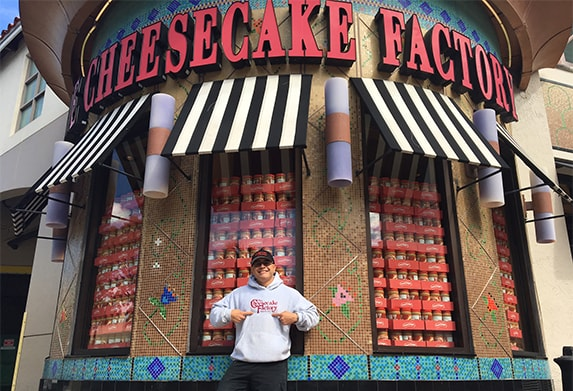The Cheesecake Factory Aventura