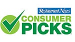 Nation's Restaurant News Consumer Picks Logo