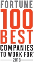 FORTUNE 100 Best Companies To Work For 2017