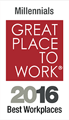 Fortune 100 Best Workplaces for Millenials