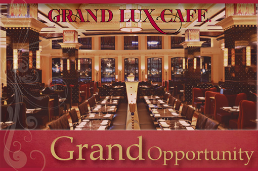 Restaurant Manager Grand Lux Cafe Roosevelt Field Garden City Ny Craigslist New