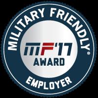 Military Friendly Logo