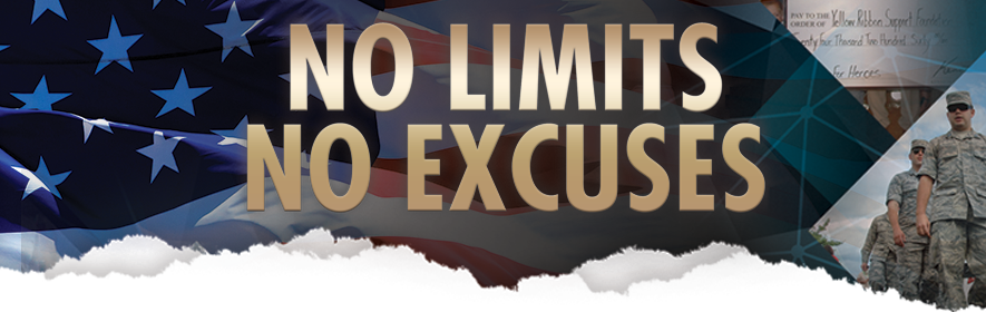 No Limits. No Excuses